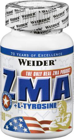 купить Weider ZMA + L-Tyrozine (магний цинк B6) 90 капсул украина